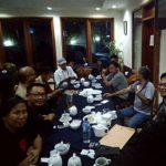 Hadiri Mubes 1 IWO, Reppy Beberkan Meriahnya Pembukaan Gelaran Manado Fiesta