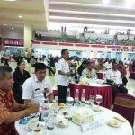 Ikuti Seminar Nasional, Hontong pertanyakan Pemotongan DAU 2 Persen