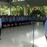 HUT ke-53 Sulut, Kuhu Pimpin Apel Korpri Pemkab Minut