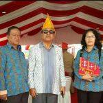 Hadiri Gelar TTG Di Moutong Sulteng, Gaghana Beri Suport PMD Sangihe
