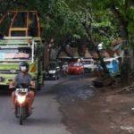 Tak Patuhi Perwako Manado 53 Tahun 2013, Truk Besar Menambah Kemacetan