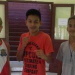 Piala Walikota Manado, 3 Petinju Sangihe Siap Menang Di Partai Final