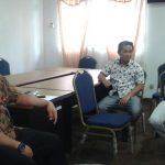 Anggota Dewan Bitung 'Timbah Ilmu' ke Dishub Kota Manado