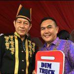 DLH Kota Manado Dapat Bantuan Dump Truck dari Pemprov Sulut
