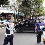 Ratusan Personil Dishub Siap Bantu Kepolisian Wujudkan Manado Tertib Lalin