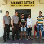 'Culik' ABG 16 Tahun, Okta Diciduk Scorpion Brother Team Polres Sangihe