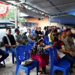 Juara Umum HUT RI ke 72 Lomba Tingkat Kecamatan, Desa Kaima Gelar Ibadah Syukur