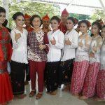 SMPN 8 Juara Maengket Katrili Dan Pidato di  HUT PMI dan Hari Sumpah Pemuda