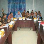 Bahas Soal Pembebasan Lahan, 4 Camat dan 17 Kumtua di Minut Ikut Rapat Dengan PLN
