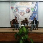 Seminar Lokakarya KPMIBT Bahas Peluang dan Tantangan Provinsi BMR