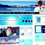 Sejak 2010, Pemkot Manado Telah Miliki Website