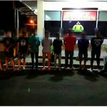 Pesta Cap Tikus, 11 ABG Diamankan Patroli Polres Minut