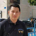 Ivan Lumentut Ketua Panitia Workshop Peningkatan Peran Pemuda dalam Membangun Kota Cerdas
