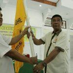 Targetkan Masuk 5 Besar, 161 Atlet PORPROV Sangihe Dilepas Gaghana