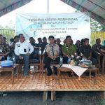 Dirjen PPMD Kementerian Desa Kunjungi Likupang Timur, Resmikan Embung Binaan Pemkab Minut