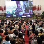 Jokowi Ingatkan Korupsi ke Gubenur, Bupati/Walikota se-Indonesia