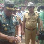 Penutupan TMMD ke 100, Wabup Lengkong Apresiasi Kinerja TNI Bangun Desa di Minut