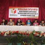 Sosialisasi Tatap Muka Bawaslu RI di Minahasa
