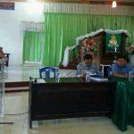 Pnt Lengkong Temu Teknis Dengan Jemaat Likupang I di Perayaan HUT ke 55 P/KB