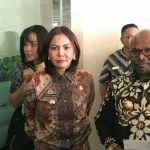 Bupati VAP Hadiri Undangan Presiden Jokowi