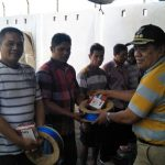 Bupati Serahkan Bantuan Untuk 7 Kelompok Nelayan Dan Panen Ikan Hasil Budidaya