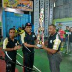 Gaghana Buka Turnamen Bulutangkis Piala Danlanal Dan Bupati