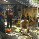 84 Juta Rupiah Dandes Sowaeng Bangun Jalan Setapak ke Bowombulo