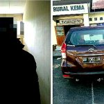 KYD2 Polsek Kema Amankan Modus Penggelepan Kendaraan Rental