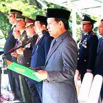 Jadi Irup Hari Pahlawan. Wali Kota GSVL: Jangan Lupa Jasa Pahlawan