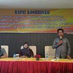 Panwaslu Bolmong Laksanakan Rapat Koordinasi Bersama Panwascam