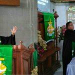 Pimpin Ibadah KPI Kyrios Kawiley, Wabup Lengkong Doakan Bupati Minut dan Jajaran