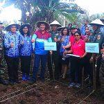 Wali Kota GSVL Ikut Panen Jagung dan Tanam Padi Organic di Kima Atas (Lihat Videonya)