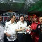 14 LSM dan Ormas Gelar Deklarasi Koalisi Mapalus, Bupati VAP  Jadi Ketua Pembina
