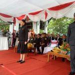 Bupati VAP Jadi Irup Upacara HUT ke-14 Kabupaten Minut