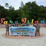 BKIPM Dan SKIPM Lakukan Pelepasan Ketang Kenari Sitaan Di Pulau Sara