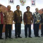 Gahagho Dibekali Mendagri Di Jakarta