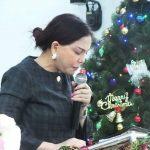 Bupati Panambunan Pimpin Ibadah Pra Natal Pelprip Rayon Minut