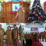 Safari Natal di GMIM Imanuel Kaima. VAP : Rayakan Natal Dengan Sederhana dan Penuh Kasih