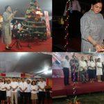 Ibadah Natal Partai Gerindra Sulut, Berbagi Berkat