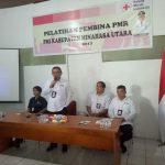 Lengkong Buka Pelatihan Pembina PMR