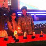 Wali Kota GSVL Ibadah Natal Bersama Rohaniwan se Kota Manado