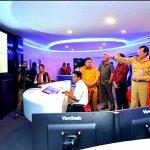 Cerdas Command Center 'Harumkan' Kota Manado, Wali Kota GSVL Puji Kinerja Diskominfo