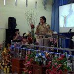 Safari Natal Pemkab Minut di GPdI Tiberias Sarongsong II