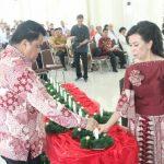 RSUP Kandou Sambut Sukacita Natal, dr Maxi Rondonuwu Syukuri Tahun Keempat Kepemimpinan