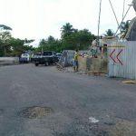Rem blong, Tiga Warga Ditabrak Truck Tronton, 1 orang tewas