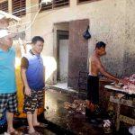 Cek Langsung Pemotongan Babi Jelang Natal. Talumewo: RPH Manado Jamin Kualitas Daging