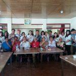 Komunitas Jas Merah Deklarasikan Dukungan Jokowi pada Pilpres 2019