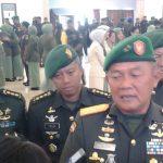 Mayjen TNI Ganip Warsito Segera Bentuk Tim Pengawal Netralitas TNI