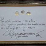Ini Pesan Presiden Jokowi Kepada TNI-Polri