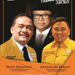 Hari Ini DPD Partai Hanura Sulut Diverifikasi KPU. JACKSON KUMAAT: Pasti Lolos